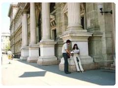 Erasmus in Budapest