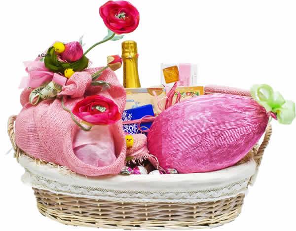 Il cestino di Pasqua