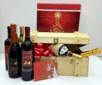 Gran Brindisi Natale 2013 cesti natalizi con vini Doc