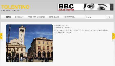 siti internet Tolentino