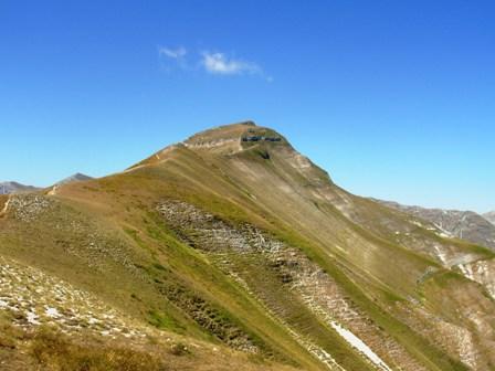 Monte Sibilla 2173 metri