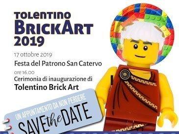 Tolentino Brick Art